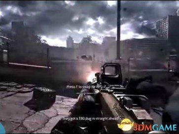 《使命召唤8》流程视频攻略