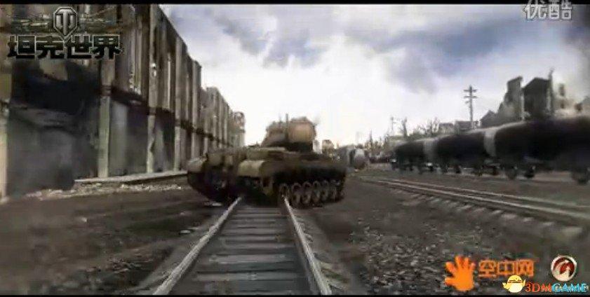 领土争夺-坦克世界美国剧情篇