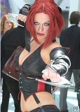 历年E3美女showgirl回顾 第三弹