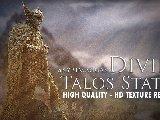 上古卷轴5:天际 黄金塔洛斯雕像4K材质