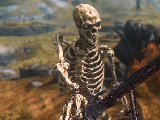 上古卷轴5:天际 JKO-Skeleton UHD 骷髅兵高清材质