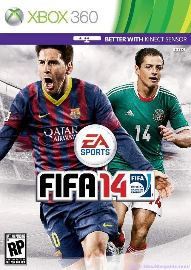 FIFA 14 3DM轩辕汉化组中文GOD版