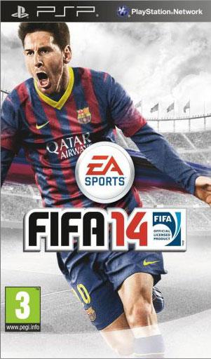 FIFA 14 欧版