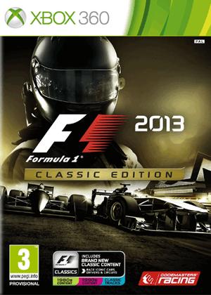 一级方程式赛车2013(F1 2013) 日文ISO日版