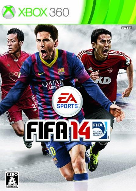 FIFA 14 日文ISO日版