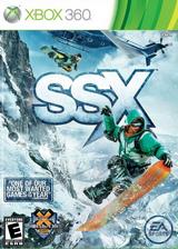 SSX极限滑雪 英文GOD全区版