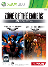 Z.O.E HD收藏版 美版GOD版