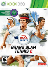 大满贯网球2 欧版ISO版