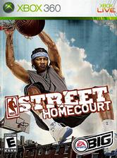 NBA街头篮球4:主场作战 美版GOD版