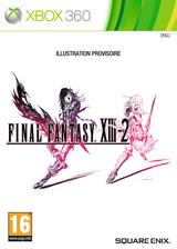 最终幻想13-2含全DLC 港版GOD版
