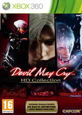 鬼泣:HD收藏版 美版GOD版
