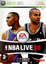 NBA:Live08 全区GOD版