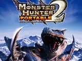 PSP怪物猎人:携带版2