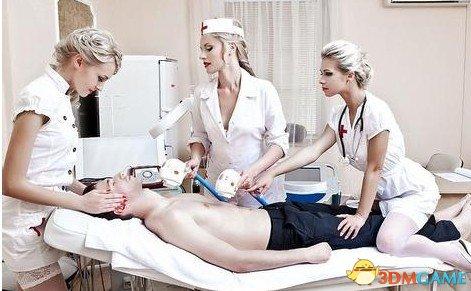 超级搞笑:病人意淫护士变少妇