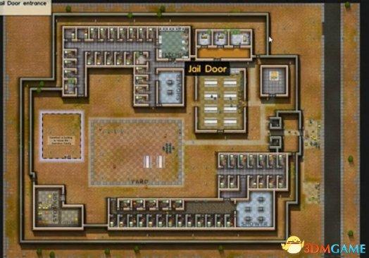 监狱建筑师 入门教学解说视频 做一个好典狱长