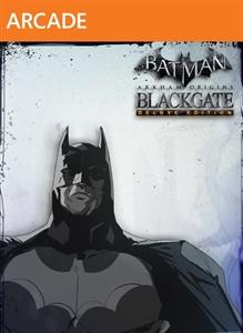 蝙蝠侠:阿卡姆起源-黑门 豪华版 XBLA中文版