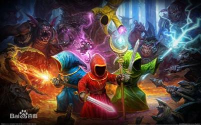 魔法反抗:巫师战争 基友娱乐解说