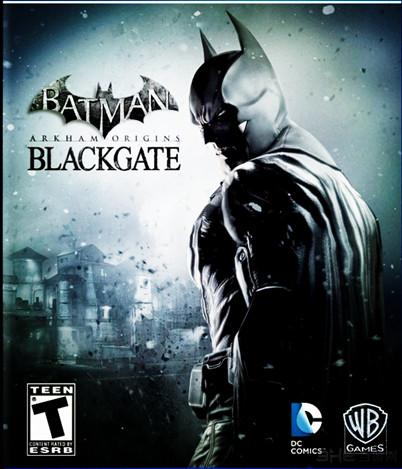 蝙蝠侠:阿卡姆起源-黑门 剧情向解说视频攻略