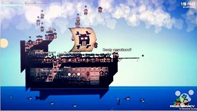 像素海盗 爆笑节操解说视频 史上最机智的海盗