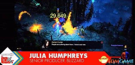 PS4《暗黑破坏神3:终极邪恶版》试玩演示