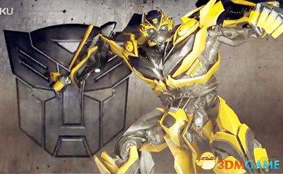 《变形金刚:暗焰崛起》大黄蜂预告片