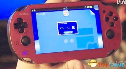 《最终幻想14》PSV遥控游玩演示
