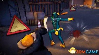 《海扁王2》同名游戏宣传片