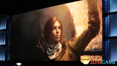 E3:2014《古墓丽影 :崛起》中文游戏视频