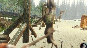 森林 生存直播解说视频 逗比的极限求生