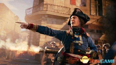 3DMGAME 《刺客信条:大革命》预告中文字幕版
