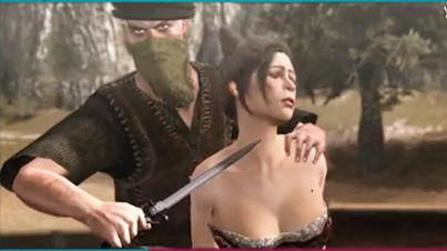 3DMGAME 游戏中的性感女性角色