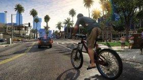侠盗猎车5GTA5 PS4版单人多人模式抢先试玩解说视频