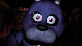 玩具熊的五夜惊魂 恐怖实况解说视频 让人吓尿的娃娃