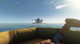 荒岛求生 休闲娱乐试玩解说视频 贝爷的海上日常