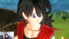龙珠:超宇宙 PC版妹子真人试玩解说视频 暴力美学