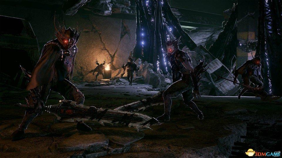噬血代码 游戏截图
