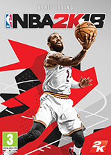 NBA2K18 PC中文传奇黄金版 Steam正版分流