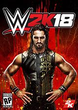 WWE 2K18封面