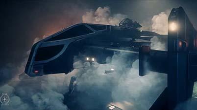 《星际公民》新Drake Cutlass Black预告片