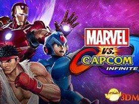 漫画英雄VS卡普空:无限 全角色出招及必杀技视频