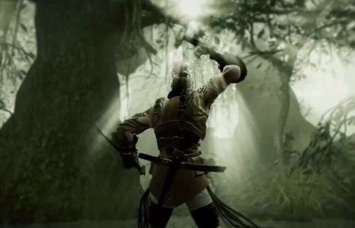 《洛奇英雄传》霍克二武战斗演示