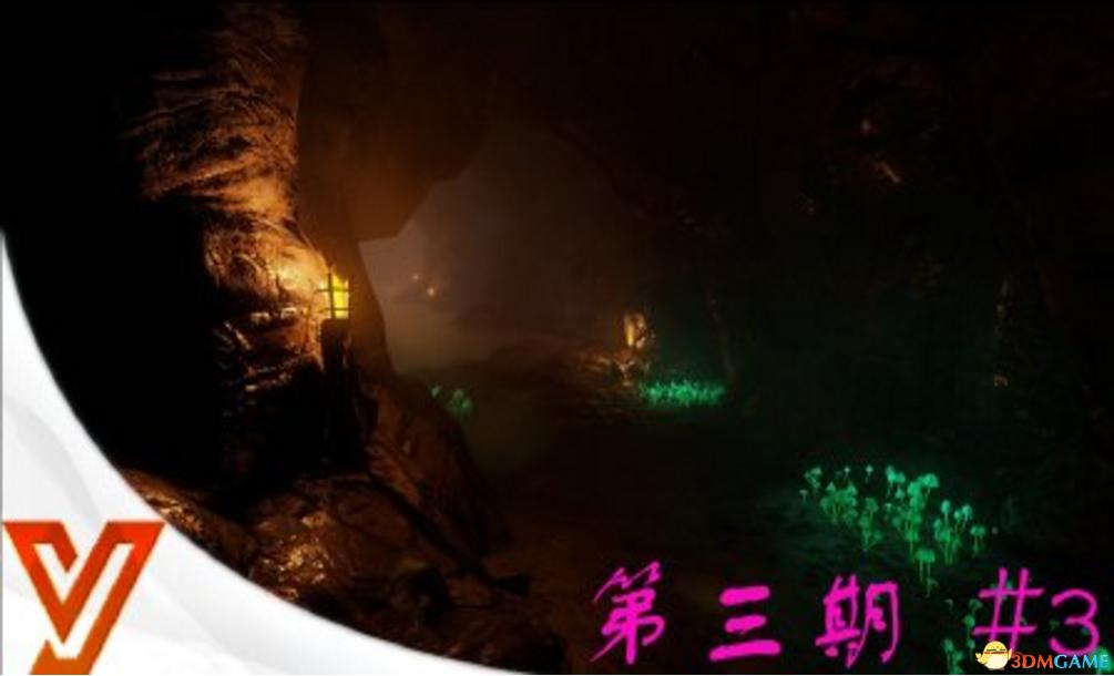 痛苦之地 #3 丨 恐怖游戏实况攻略解说1080P