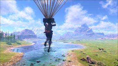 《黑暗与光明》小科普——跳伞篇