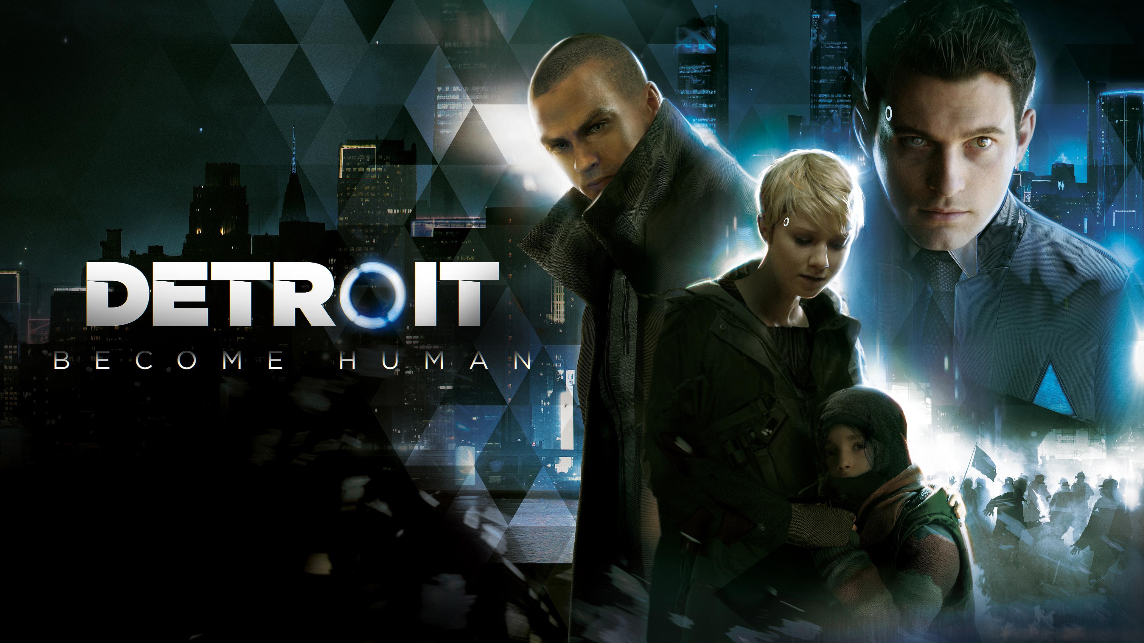《底特律:变人》评测:玩家书写下的科幻未来