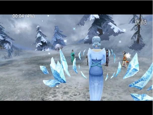 《仙剑五前传》10连击迅速击杀雪女