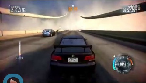 《极品飞车16》中文视频攻略