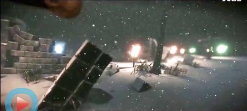 《孤岛危机3》引擎CE3打造唯美天际世界