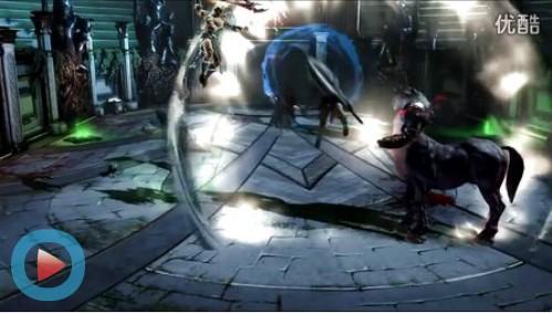 《战神4》合作模式预告 双人组队刷诸神