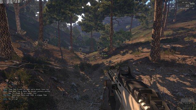 《武装突袭3》PC测试 华丽画质可与孤岛危机3决战