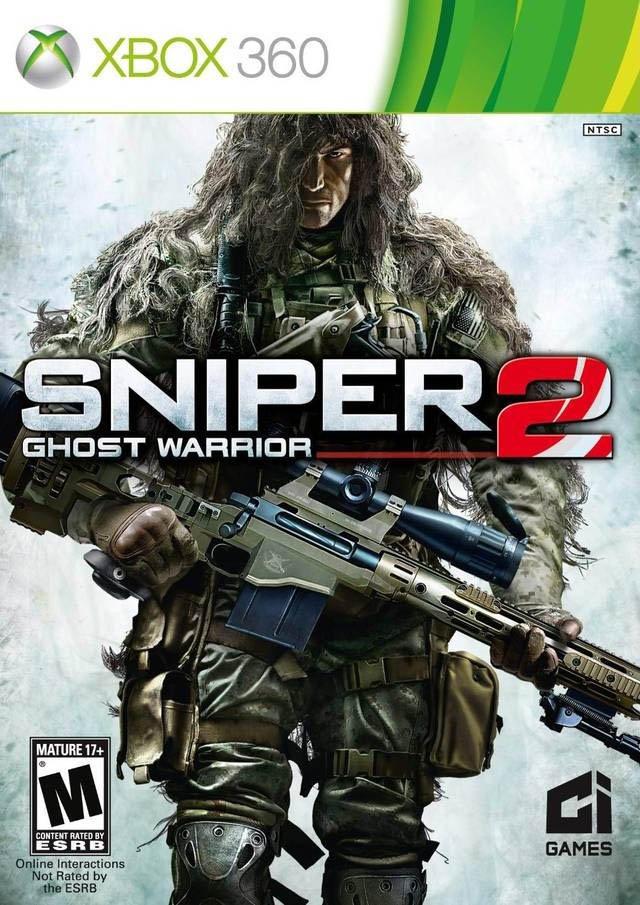 猎杀开始 《狙击手:幽灵战士2》X360版发布